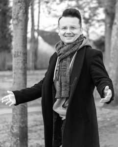 Andreas Rogotzki, unterwegs