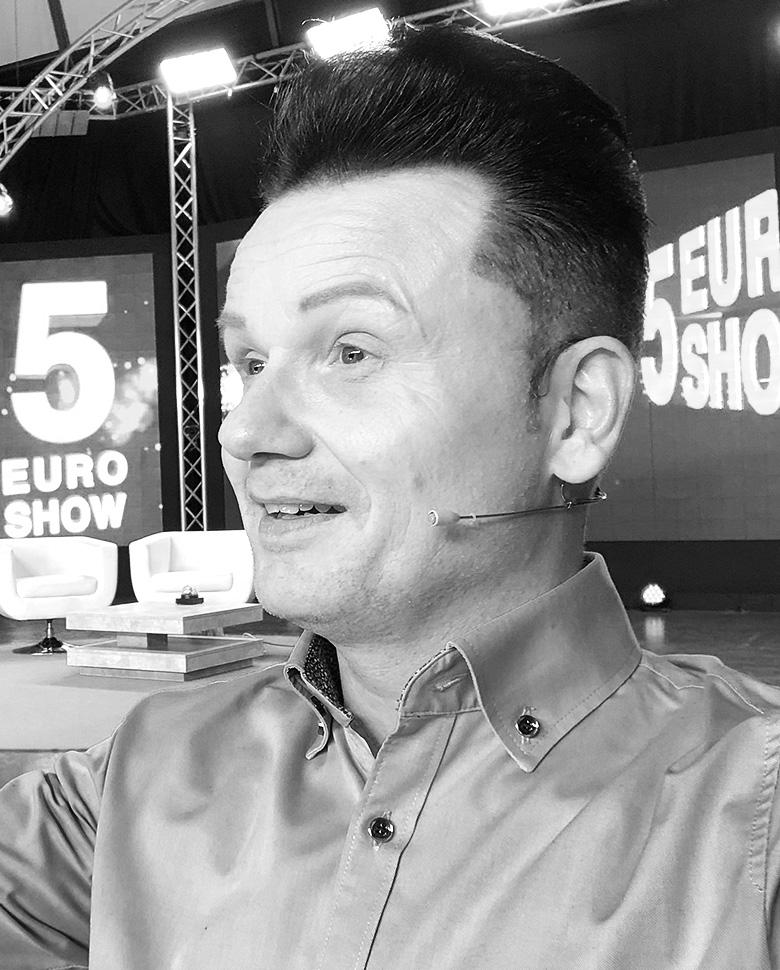 Andreas Rogotzki TV-Moderator